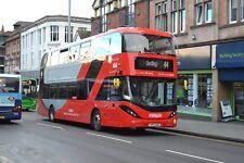 Nottingham City Transport Bus No.412 23rd OCTOBER 2017 6x4 Quality Bus Photo