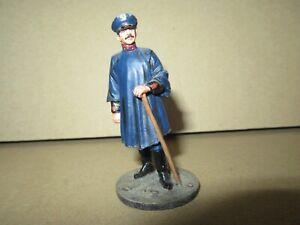 926Q Del Prado 78 Firefighter Spanish Great Holding 1951 Figurine 1/32 Soldier -