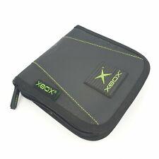 Original Xbox Official 12 Disc Holder Sleeve Case zipped