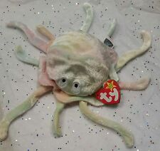 GOOCHY THE JELLYFISH WITH DATE MISMATCH AND NO STAMP ON TUSH TAG!