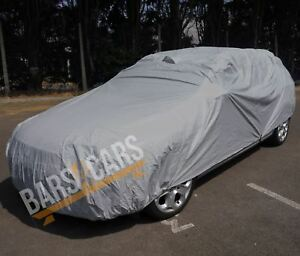 Waterproof Full Car Cover Fits Mazda MX-5 Duel Layer Anti Scratch Lining
