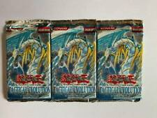 3x Yu-Gi-Oh Tactical Evolution Booster Pack (NEW)