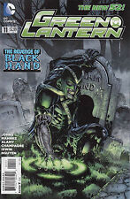 GREEN LANTERN 11...NM-...2012...New 52...Geoff Johns,Doug Mahnke...Bargain!