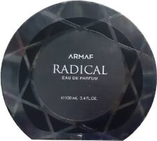 Armaf Radical Black Eau de Parfume For Men & Women 3.4 FL.OZ 100 ml