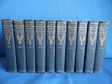 History Of The American People by Woodrow Wilson Documentary Edition 10 Volumes