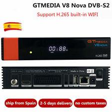 GTMedia V8 Nova Full HD DVB-S2 Satellite Receiver Upgrade From V8 Super WIFI