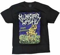 Municipal Waste Massive Aggressive Brand New Officially Licensed Shirt