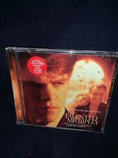 Music from the Motion Picture The Talented Mr. Ripley (Cd 1999)