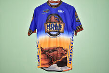 LOUIS GARNEAU 3/4 Zip Unisex Cycling Jersey Men's XL