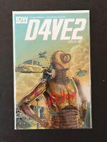 D4VE2 #1 IDW COMICS 2015 NM+ TO NM/MT