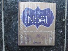 Le livre de NOEL cuisine décorations de Noël recettes de fêtes