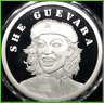 2019 1oz She Guevara Proof Silver Shield Group SSG USSA 2020 Series #2 Low COA #