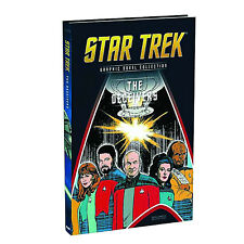 "STAR TREK GRAPHIC NOVEL COLLECTION #97 ""THE DECEIVERS"" HC (EAGLEMOSS)"