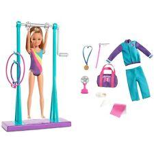 Barbie Team Stacie Gymnastics Class Exclusive Playset MATTEL Licensed NIB/Sealed