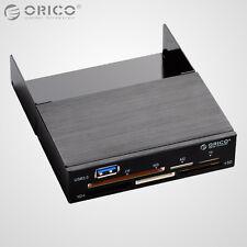 "ORICO Desktop PC Case 3.5"" Internal SD/TF/MS/MD/CF/M2 USB 3.0 Memory Card Reader"