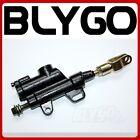 10mm Banjo Bolt Rear Hydraulic Brake Master Cylinder 200 250cc PIT Dirt Bike ATV