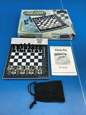 Jeu d'échecs électronique Lexibook chess pro ordinateur jeu de societe