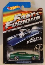 2015 Hot Wheels Fast & Furious '72 Ford Grand Torino Sport WALMART Quantity
