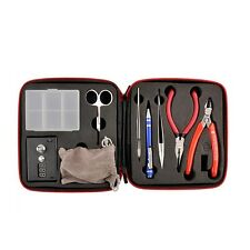 Coil master The most complete kit diy tool with ceramic tweezer