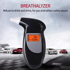 Car Alcohol Breath Tester Breathalyser Tester Detector LCD Digital Backlight UK