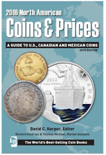 "DIGITAL BOOK ""2016 COINS & PRICES GUIDE TO U.S., CANADIAN AND MEXICAN COINS"""