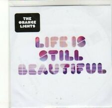 (CA498) The Orange Lights, Life Is Still Beautiful - 2009 DJ CD
