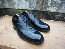 Cheaney Oxford Zapatos De Hombre-Negro-UK 9 – Excelentes Condiciones