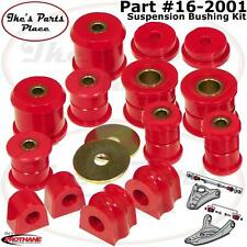 Prothane 16-2001 Total Suspension Bushing Kit-Poly 98-05 Subaru Impreza/WRX