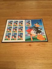 Daffy Duck USA Postage Stamps