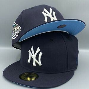 New Era Mlb18 5950 Wool Ws New York Yankee Fitted Hat