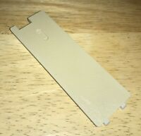 1986 Apple Macintosh PLUS 1MB Beige Battery Door COVER ONLY for Case NO Clasp