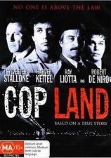 COP LAND Sylvester Stallone, Harvey Keitel, Ray Liotta, Robert De Niro DVD NEW