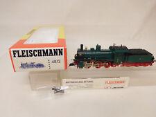 Mes-59640 Fleischmann 4812 h0 máquina de vapor kpev g4 muy buen estado,