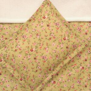 Dolls Pram Cot Bedding Set  -  Pretty Vintage Floral