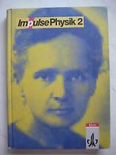 Buch, Impulse Physik 2. 11.-13. Schuljahr. Schülerband. Gymnasium von Wilhelm...