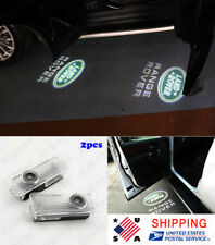 2PCS Laser Projector LED Door courtesy Welcome Shadow Light For Land Range Rover