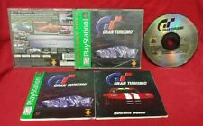 Gran Turismo 1 Racing - Playstation 1 2 PS1 PS2 Game Complete Tested Working