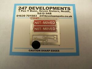 """""""0"""" Gauge 247 Development's GWR Not to be Moved"""