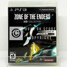 Zone of the Enders HD Collection - PS3 - Brand New   Factory Sealed