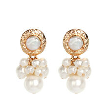 Fashion New Style Imitation Pearl Drop Dangle Earrings for Women Party Jewelry