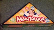 Mentalogy The Mind Expanding Board Game 2005 - Complete