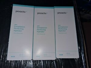 PROACTIV + SET OF 3 COMPLEXION PERFECTING HYDRATOR NEW AND SEALED