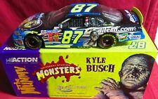 KYLE BUSCH, 1/24 ACTION, 2003 MONTE CARLO, #87, THE MUMMY--DITECH.COM ROOKIE CAR