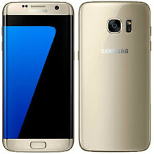 USED Samsung Galaxy S7 edge SM-G935 - 32 GB - Gold Platinum (Verizon) Smartphone