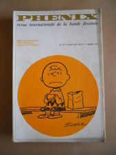 PHENIX Revue Internationale de la bande dessinee n°13 1970 Francese [D50] BUONO