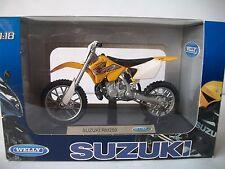 Suzuki Rm250 1/18 Welly