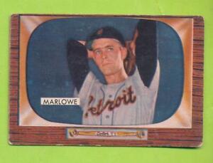 1955 Bowman - Dick Marlowe (#91)  Tigers  KH