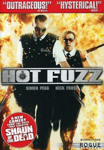 Hot Fuzz [DVD] [2007] [Region 1] [US Import] [NTSC], Good DVD, ,