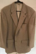 Joseph And Lyman Bloomingdales 100% Cashmere 2 button USA dinner sport jacket