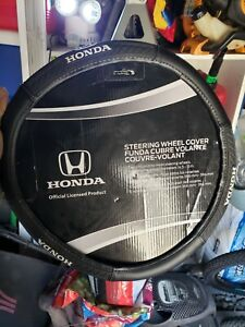 Honda Sport Grip Synthetic Leather  Wheel Cover